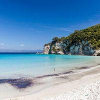Antipaxoi island, Corfu. Sailing with 7 islands yachting
